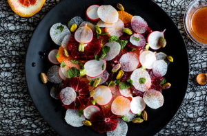 orange and radish salad_pic